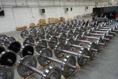 WALBO Produce wheelsets